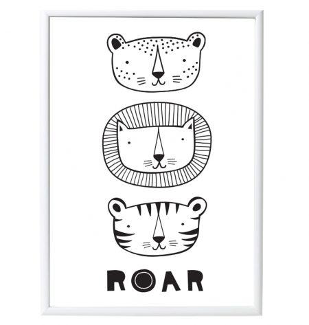 Poster Roar