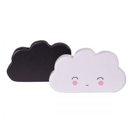 Haken Wolken