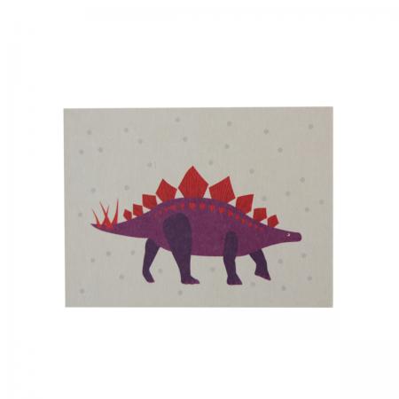 Postkarte Dino Ava & Yves