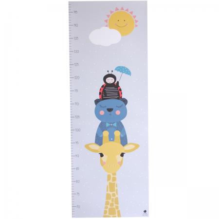 Messlatte Giraffe Bär Marienkäfer Ava & Yves