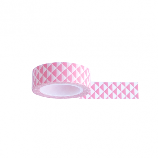 Washi Tape grafisch pink Studio Stationary