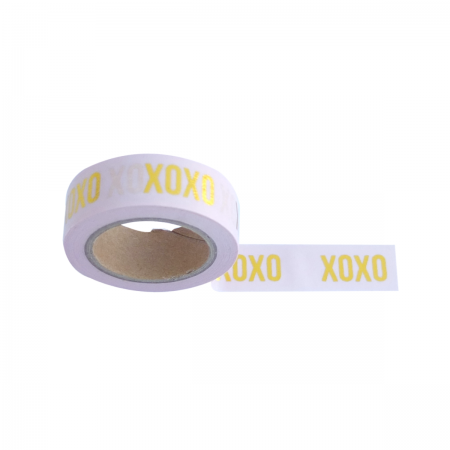 Washi Tape rosa XOXO Studio Stationary