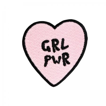 LK-GRL-PWR-Patch