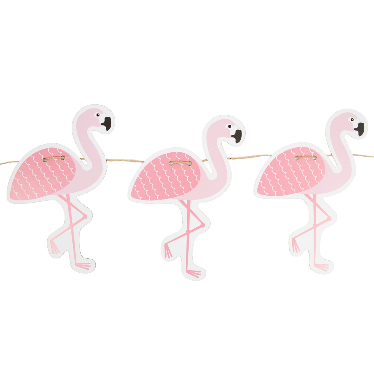 Girlande Flamingo von Sass & Belle - www.shop-hygge.de
