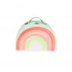 Meri Meri Koffer Regenbogen klein