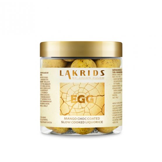 Lakrids Organic Egg Mango