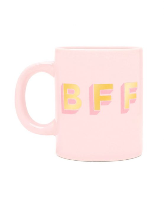ban.do Kaffeebecher BFF vorne