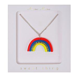 Halskette Regenbogen Meri Meri