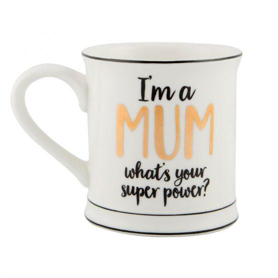 """Becher """"I'm a mum"""" von Sass & Belle - www.shop-hygge.de"""