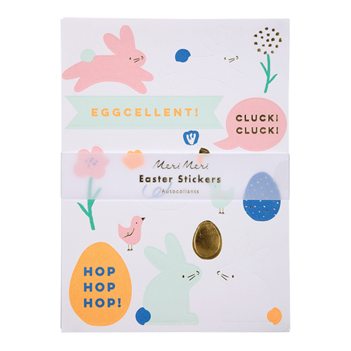 Meri Meri Sticker-Set Ostern