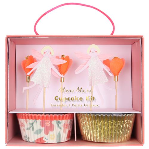 Meri Meri Cupcake-Set Feen