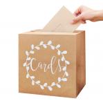 Ginger Ray Kartenbox Hochzeit Freisteller