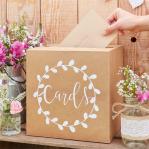 Ginger Ray Kartenbox Hochzeit Tisch