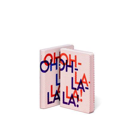 Notebook Oh La La