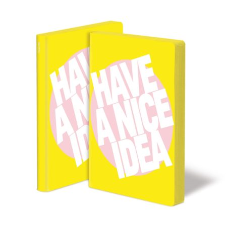 Notebook Have a nice idea