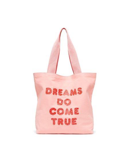 Dreams do come true Canvas Tote Bag