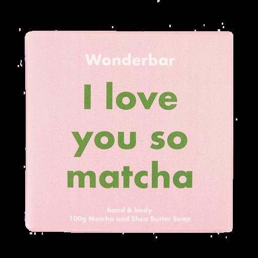 I Love You So Matcha Soap Hygge