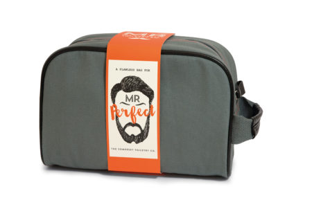 Mr. Perfect Toiletry Bag
