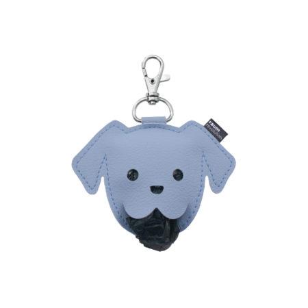 Gassibeutelspender Puppy hellblau