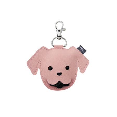 Gassibeutelspender Puppy rosa