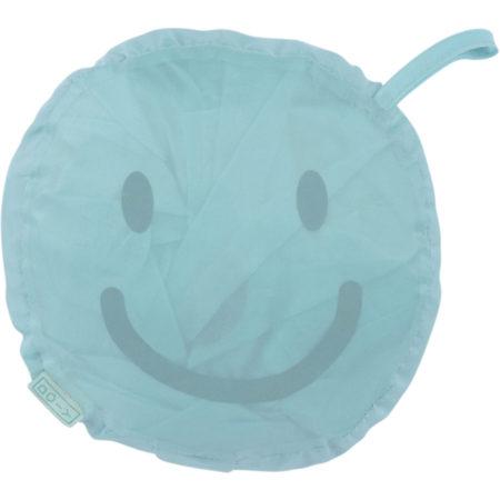 Smile in the Rain Poncho blue