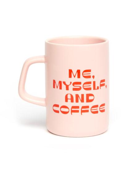 Mug, Me Myself And Coffee