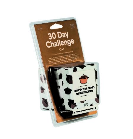 30-Tage Chef Challenge