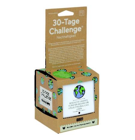 30-Tage Go Green Challenge