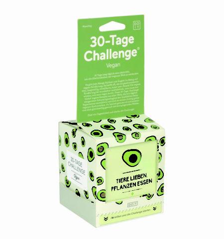 30-Tage Go Vegan Challenge