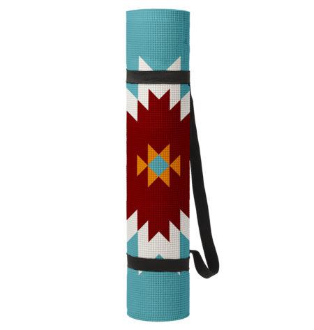 Navajo Yogamatte