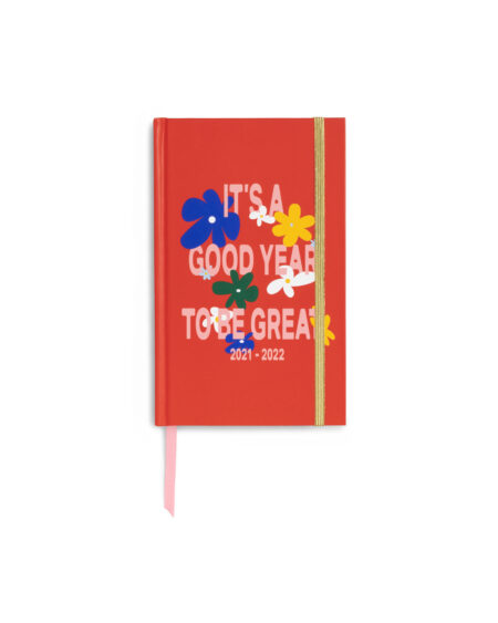 17-month Kalender classic Good Year To Be Great