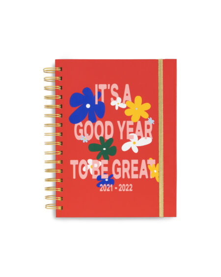 17-month Kalender medium Good Year to be Great